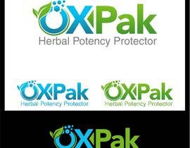 #342 para Logo Design for OXPAK: cannabis storage containers por jummachangezi