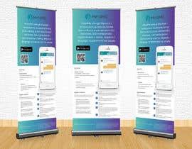 Nro 38 kilpailuun Przekształć materiały reklamowe - ulotki - w rollup käyttäjältä iwee