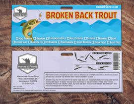 #3 para Broken Back Trout Packaging de sadeemdzakaria