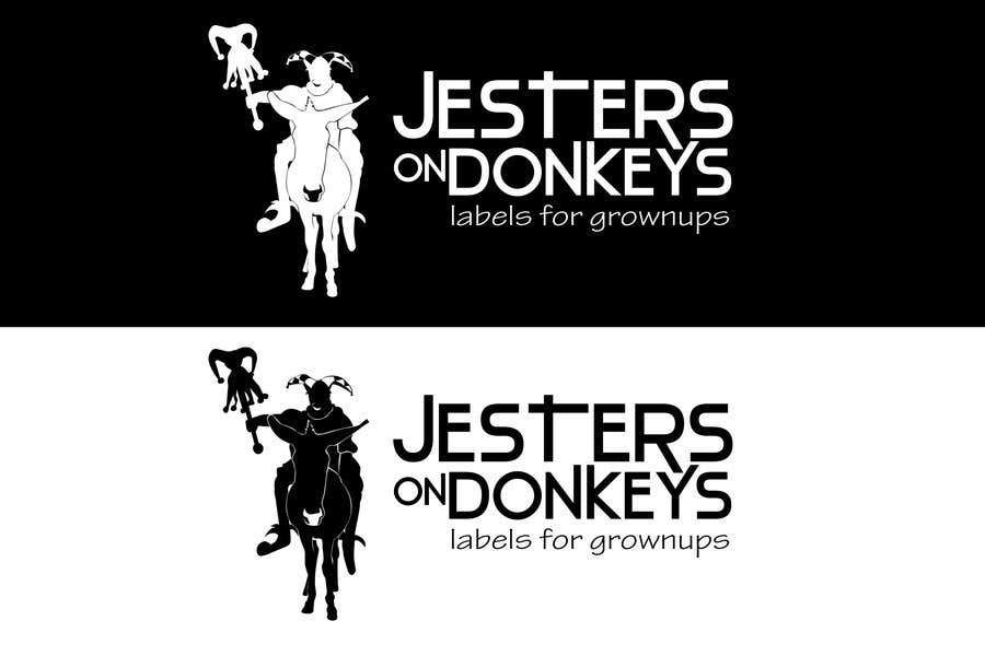 "#72 for This should be fun: ""Jesters on Donkeys"" looking for company logo design by rogeliobello"