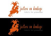 "Contest Entry #66 for This should be fun: ""Jesters on Donkeys"" looking for company logo design"