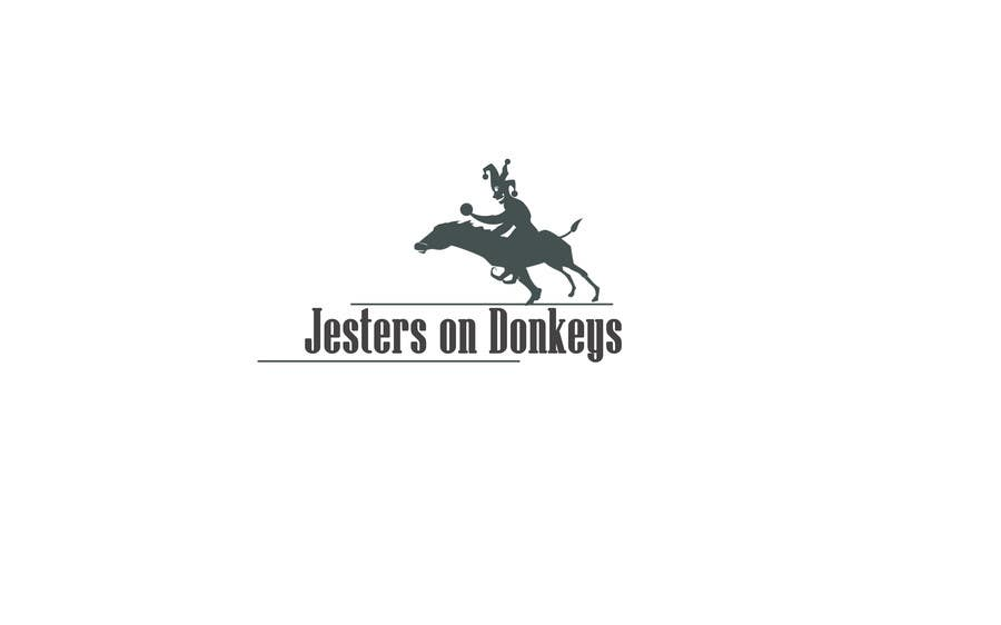 "#17 for This should be fun: ""Jesters on Donkeys"" looking for company logo design by frankvenom25"