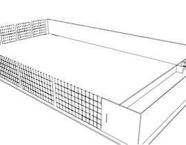 #4 for Realizacion de maketa 3d para gimnasio af Ximena78m2
