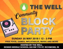 #29 for design promo for a community block party by vinaygraphics