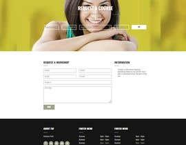 Nro 2 kilpailuun Simple website to register a course request and to create a database käyttäjältä Letusstart2010