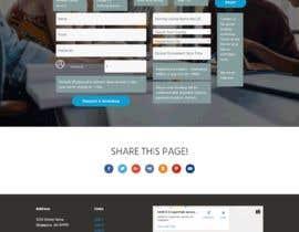 Nro 6 kilpailuun Simple website to register a course request and to create a database käyttäjältä noordhiauddin