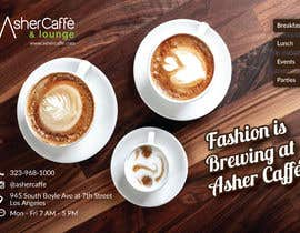 #33 for Design an Adverstisement for Coffee Shop / Fabric Store by Shohag1010