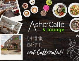 #14 for Design an Adverstisement for Coffee Shop / Fabric Store by aprana2009