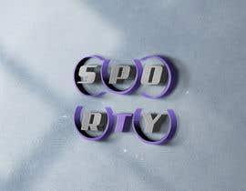 #47 for Sporty- logo af designhunter007