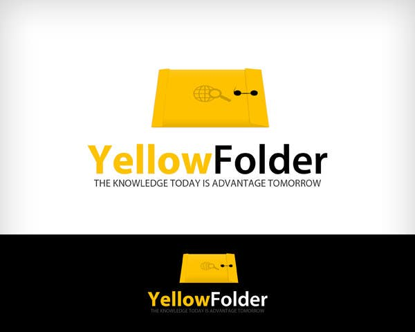 Contest Entry #                                        401                                      for                                         Logo Design for Yellow Folder Research