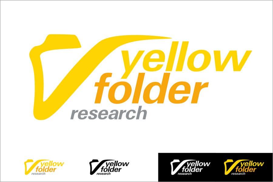 Zgłoszenie konkursowe o numerze #439 do konkursu o nazwie Logo Design for Yellow Folder Research