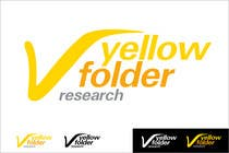 Graphic Design Zgłoszenie na Konkurs #469 do konkursu o nazwie Logo Design for Yellow Folder Research
