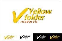 Participación Nro. 441 de concurso de Graphic Design para Logo Design for Yellow Folder Research