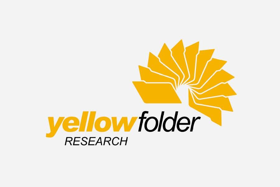 Zgłoszenie konkursowe o numerze #429 do konkursu o nazwie Logo Design for Yellow Folder Research