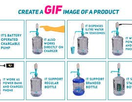 #13 untuk GIF : Create a gif image of our product oleh mrstheboss