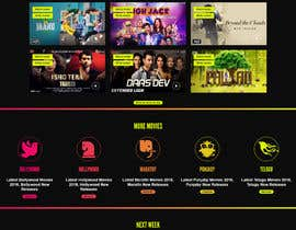 #2 for Re-design existing Indian movie/entertainment website by tanguysalmon