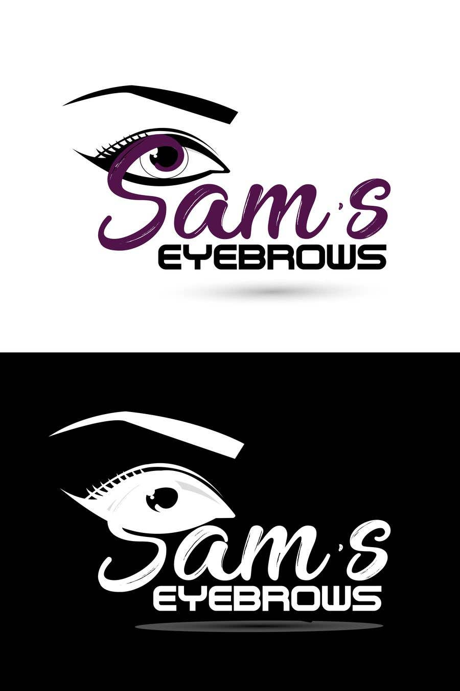 Entry #15 by gerr136 for Sam's Eyebrows and Beauty Bar