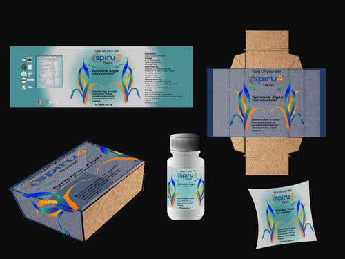 entry 10 by icecad49 for create print and packaging designs
