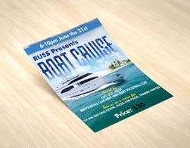 #42 for Design a flyer for a boat party by ozymandias9243