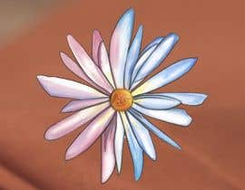 #28 for Processing \ Finishing a Daisy drawing for Website. af rawartkira
