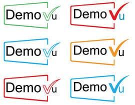 #255 for Create a logo for: DemoVu by rajsagor59