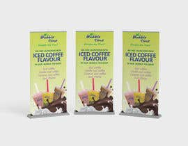 #13 for pull up banner design for new flavours by ThroneStark