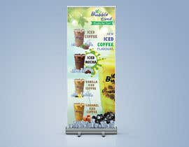 #20 for pull up banner design for new flavours by princessbadal