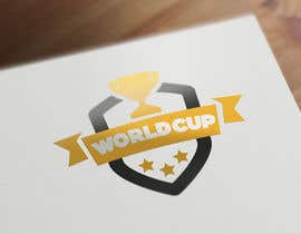 #10 for Design a logo for a Football (Soccer) World Cup tournament/competition by nasimoniakter