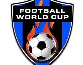 #9 for Design a logo for a Football (Soccer) World Cup tournament/competition by NazBeckham7