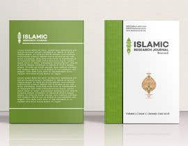 #36 for Logo & Cover page design for an online journal by manhaj