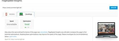İzleyenin görüntüsü                             Google Speed optimization Websit...