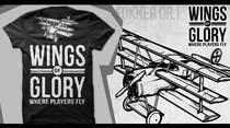 """Graphic Design Intrarea #3 pentru concursul """"Wings of Glory"""""""