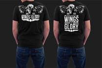 Wings of Glory için Graphic Design72 No.lu Yarışma Girdisi