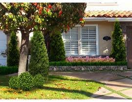 Nro 6 kilpailuun Front of house landscape rendering käyttäjältä harijithsr