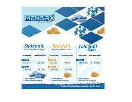 #16 untuk Medication  graphic dosage oleh TeresaGM73
