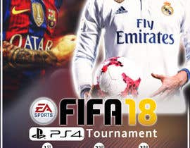 #29 cho FIFA18 PS4 Tournament: Poster Advertisement bởi mooseangel