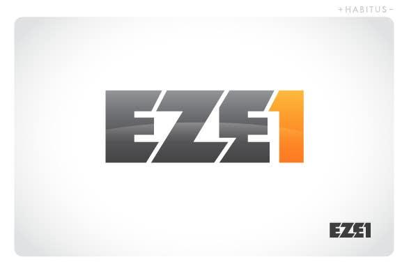 Penyertaan Peraduan #81 untuk Logo Design for EZE1 (EZE1 Convenience)