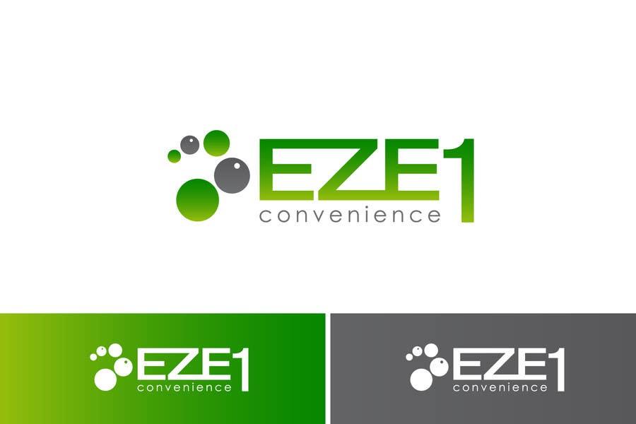 Penyertaan Peraduan #43 untuk Logo Design for EZE1 (EZE1 Convenience)