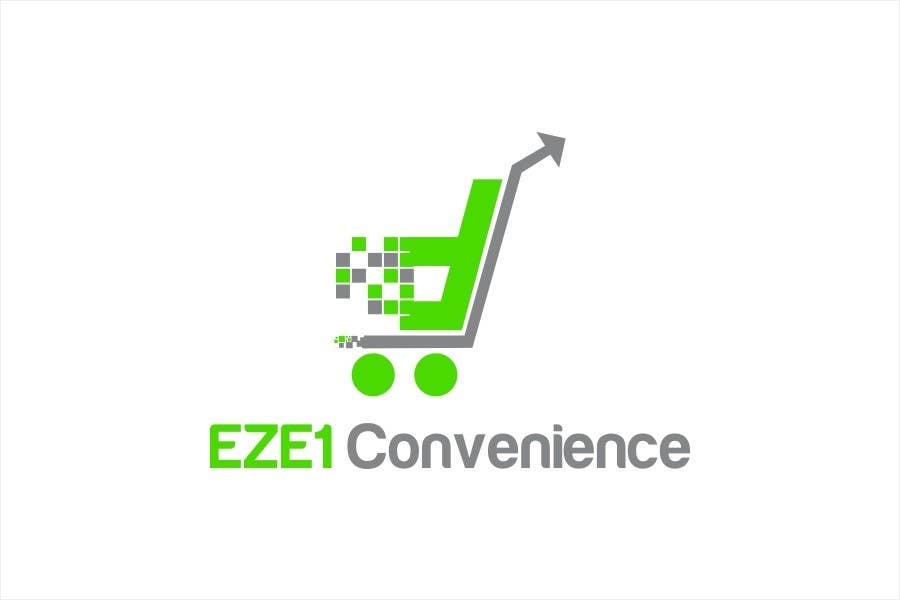 #221 for Logo Design for EZE1 (EZE1 Convenience) by ImArtist