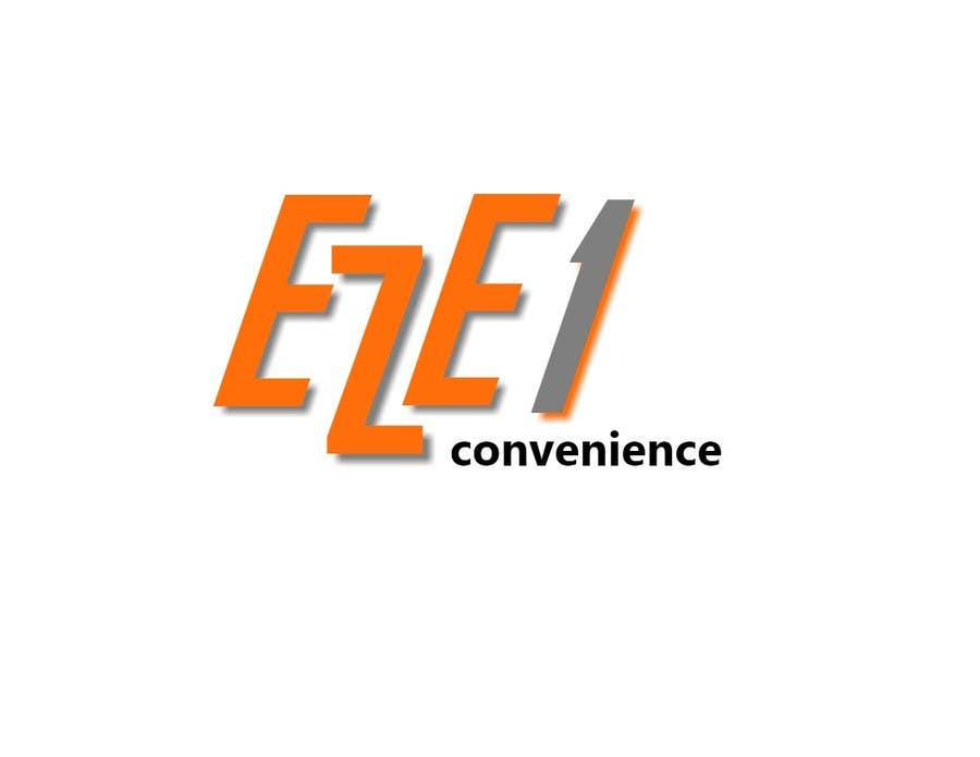 #232 for Logo Design for EZE1 (EZE1 Convenience) by tklessin