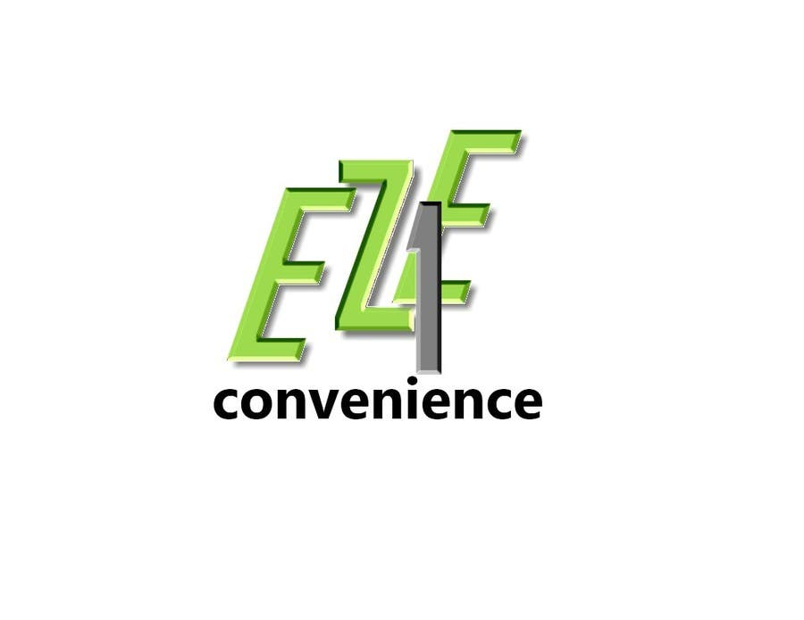 #233 for Logo Design for EZE1 (EZE1 Convenience) by tklessin