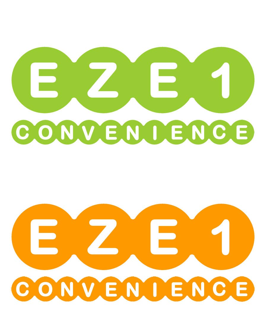 #250 for Logo Design for EZE1 (EZE1 Convenience) by handokogallery