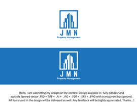 #693 for JMN Property Management - Design a Logo by farhana6akter
