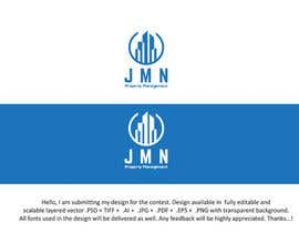 #697 for JMN Property Management - Design a Logo by farhana6akter