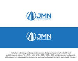 #705 for JMN Property Management - Design a Logo by farhana6akter