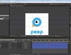#11 for Peep App animation Contest af JulioEdi