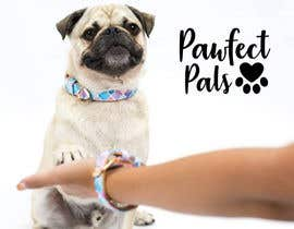#2 for Can you add our Pawfect Pals logo attached on picture.  In a bigger text:  Mother's Day Sale Get a free lead when you buy any collar and bracelet set!  In a smaller text: This offer is available until the 11th of May 2018. To help us make sure you get you by mmhyder