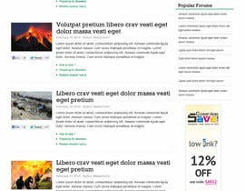 #23 untuk Website Design for Disaster.Com oleh nhany