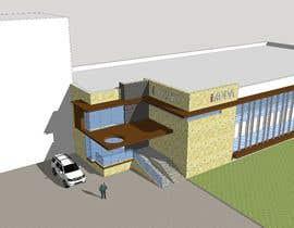 #7 para Exterior building design por cyberlenstudio