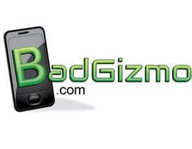 #55 para Logo Design for BadGizmo por royind